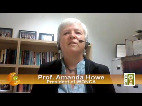 14th World Rural Health Conference - Prof. Amanda Howe - #RuralWonca
