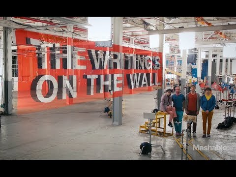 OK Go - The Writing's On The Wall (Behind The Scenes) | Mashable
