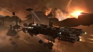 EVE Online — трейлер условно-бесплатной версии