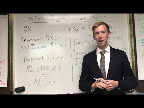 Real Estate Syndication Structures Explained