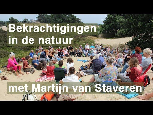 Bekrachtingen in de natuur met Martijn van Staveren