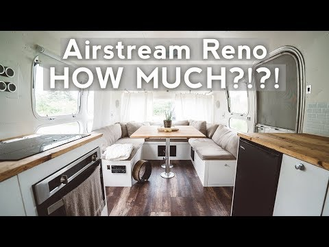 Airstream Renovation | How Much Did It Cost?!