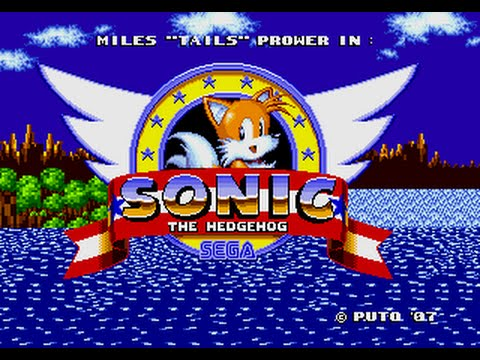 Tails in Sonic the Hedgehog - Walkthrough