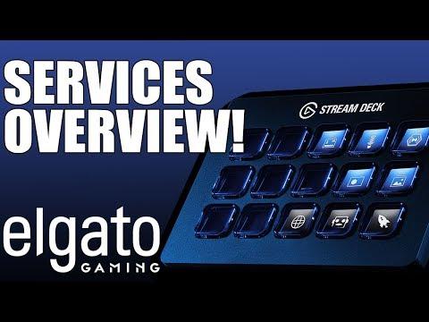 Elgato Stream Deck Services Overview