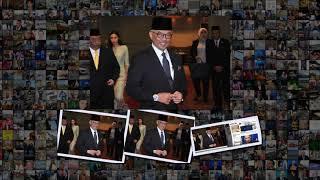 Смотреть видео Малайзия выбрала короля взамен женившегося на Мисс Москва Политика Мир онлайн