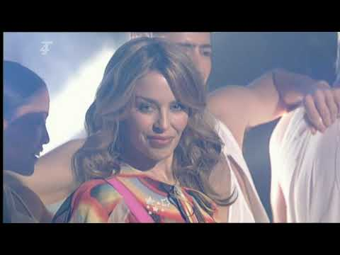 Kylie Minogue - Better The Devil You Know (T4 special 12-12-2004)