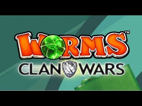 Worms: Clan Wars Game Test 'Here's Brucy!' |