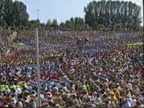 Scouting World Jamboree 1995 Dronten - The Netherlands - Opening Ceremony