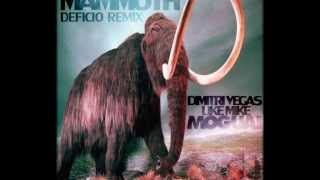 Baixar Dimitri Vegas Moguai Like Mike -  Mammoth Original Mix