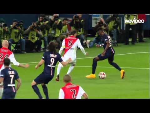 Lucas Moura All Goals for PSG 2014-2015