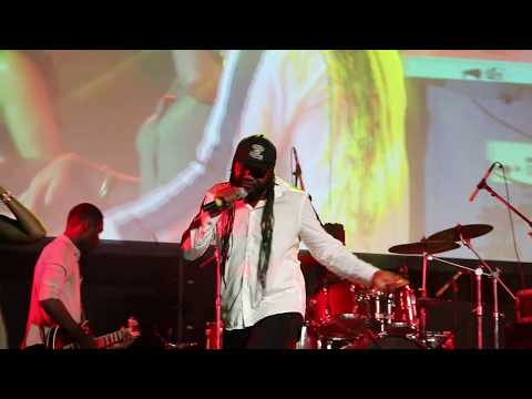 Tony Rebel - Fire/Baltimore (Live at Feluke Charity Concert)
