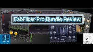 MIXING and MASTERING: FabFilter Pro Bundle Review - (@Beatstruggles)