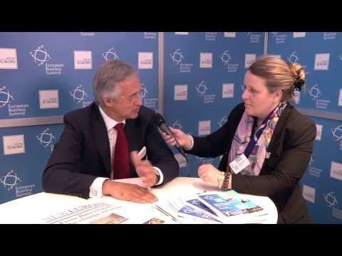 Interview with the Dean of Vleurick Business School | #EBS2013