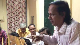 Malvani Bhajan (नारद भूमिका साकारणारे सुप्रसिद्ध दशावतार कलावंत विठ्ठल गावकर यांचे सुस्वर भजन)