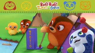 Ruff-Ruff, Tweet and Dave Compilation A Sailing Adventure AND MORE Cartoons for Children