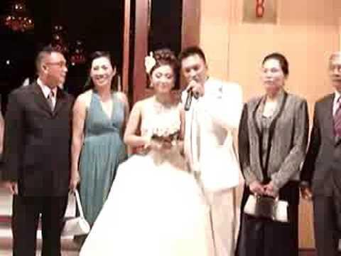 Wedding Reception at Sinh Doi - Saigon (1 of 4)