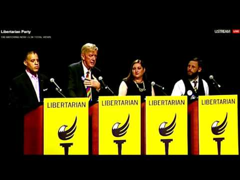 2016 Libertarian National Convention Vice Presidential Debate