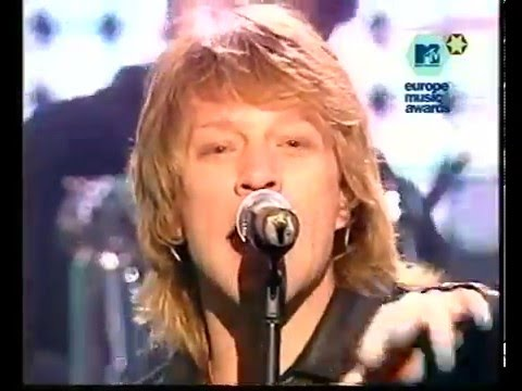 Bon Jovi - Everyday (Barcelona 2002)