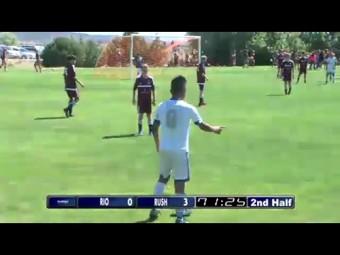 New Mexico Open State Cup - U-14 Boys Final - Field 7