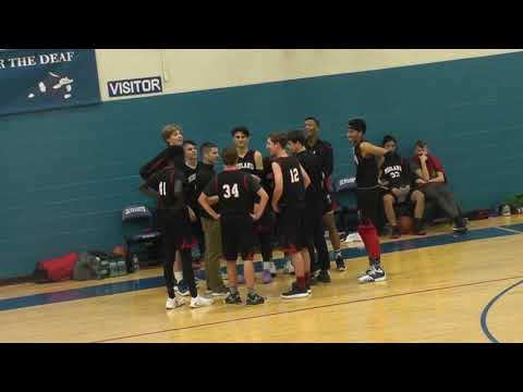 Q4 Midland Adventist Academy vs KSD 2019 Basketball game