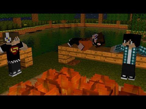 Magyar Minecraft Film - A Három Testvér