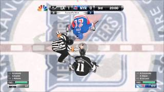 NHL 15 - Gameplay (PS4 HD) [1080p]
