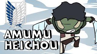 LoL Anims | Amumu Heichou