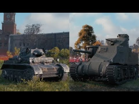 WOT - Winners and Losers | #WorldofTanks