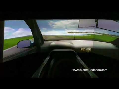 Monte Redondo Motor Club Simulator V1