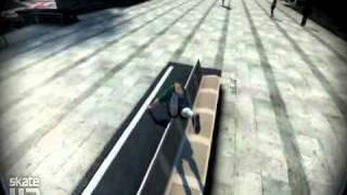 SKATE3 TAS Speed Run 0:00:05
