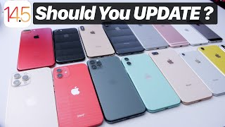 Watch this Before you Update To iOS 14.5