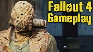 Fallout 4 Gameplay Highlights - Ep. 1 - Killing Spree