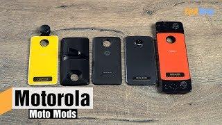 обзор модульного смартфона Moto Z  Moto Mods