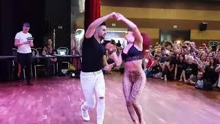 "Baixar KIKE Y NAHIR - KIZOMBACHATA 2018 Carlos Rivera ""Te Esperaba"" (Dj RyanMiles)"