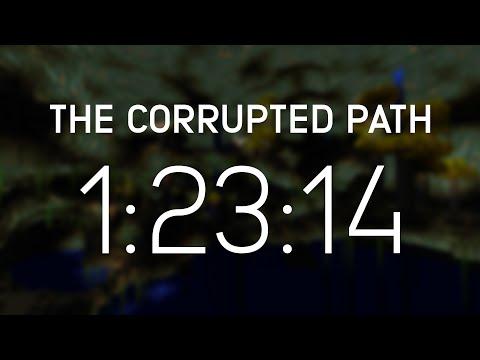Minecraft Speedrun: Ragecraft I: The Corrupted Path (01:23:14:513) [Ex-WR]