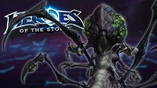 Heroes of the Storm (HotS) | COMFORT ZONE | ABATHUR Gameplay ft. Jesse Cox and Sinvicta