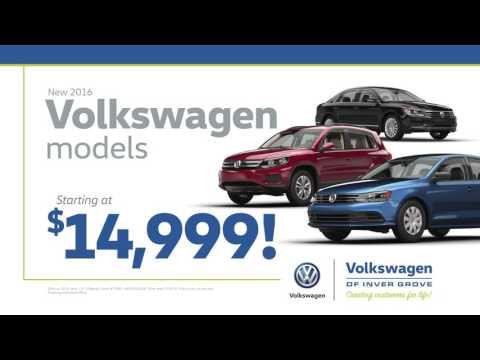 Volkswagen of Inver Grove July Specials