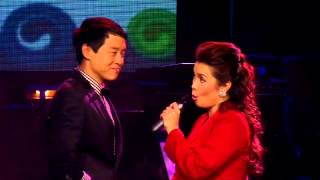 Lea Salonga and Richard Poon--OPM Love Songs Medley