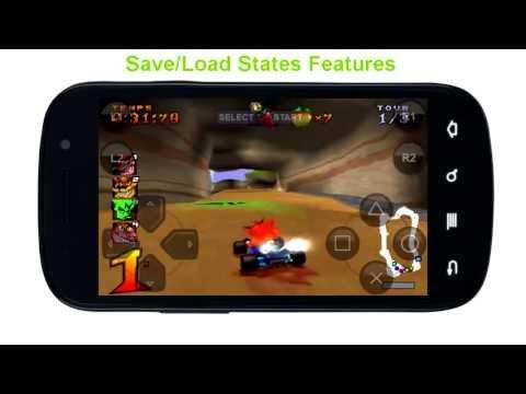 Fpse Emulator Trailer For Android