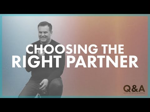 Q&A - Choosing the Right Partner