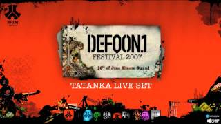 Tatanka Live @ Defqon1 2007 liveset tracklist