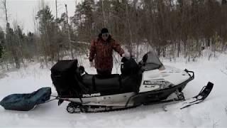 Снегоход Polaris cмотреть видео онлайн бесплатно в высоком качестве - HDVIDEO