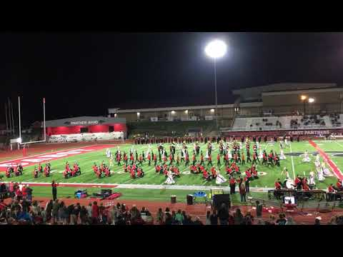 Cabot High School Marching Band HOCO 2018