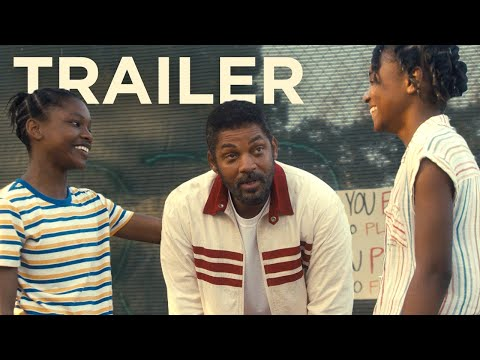 King Richard o Will Smith como el padre de Venus y Serena Williams