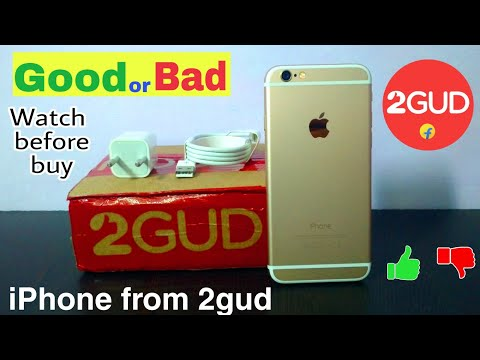 2gud-|-refurbished-iphone-6-unboxing-and-review-||-technical-spot