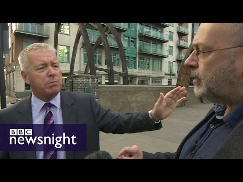 Labour MP Ian Lavery denies wrongdoing over mortgage - BBC Newsnight