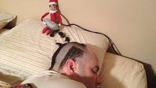 Elf on the Shelf || Cut my Hair