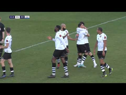 Maidenhead Chesterfield Goals And Highlights