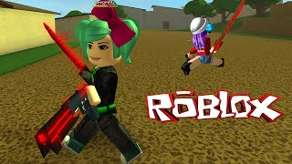 ROBLOX LET'S PLAY LAZER | RADIOJH GAMES & SALLYGREENGAMER