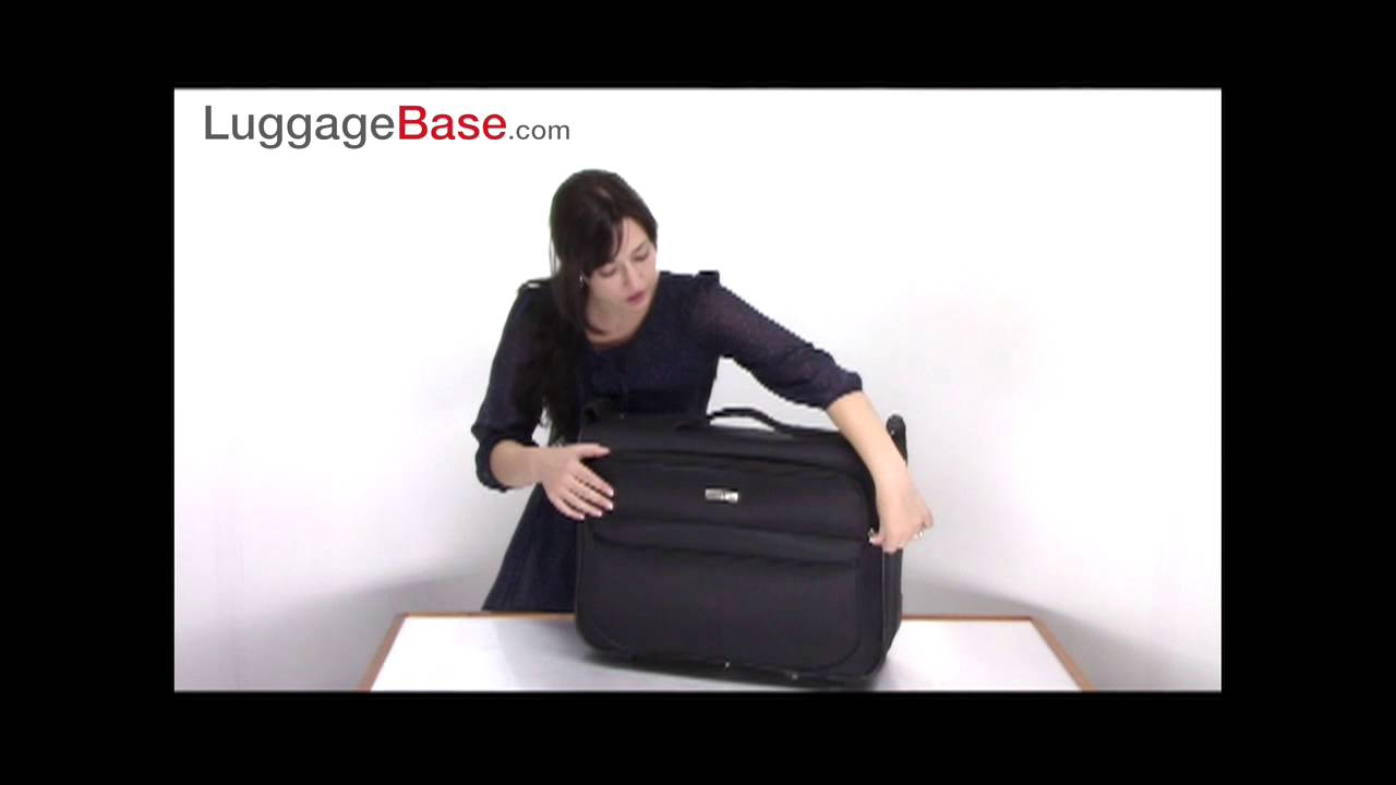 Samsonite Lift2 Wheeled Carry On Garment Bag Luggagebase